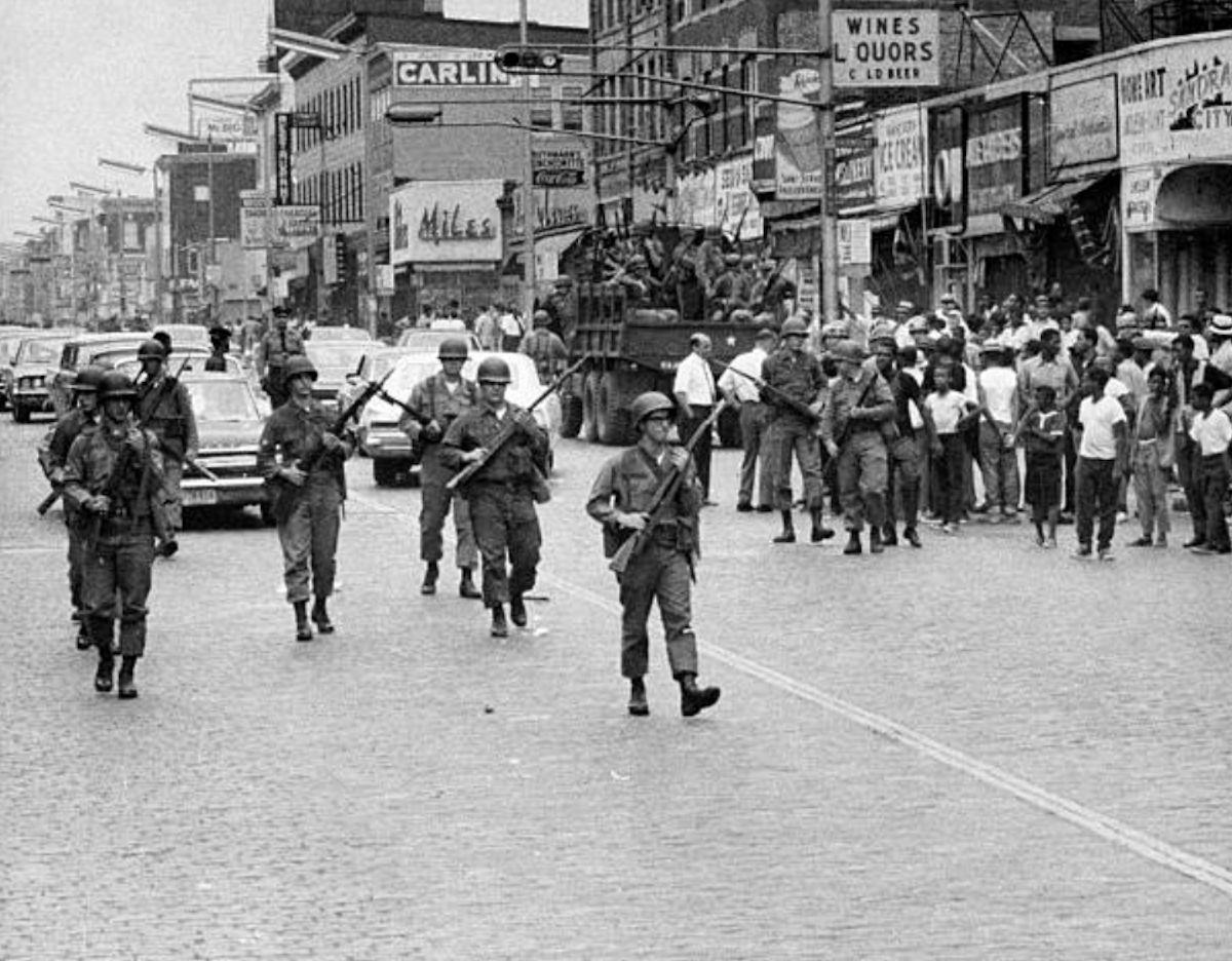 the newark riots of 1967 essay