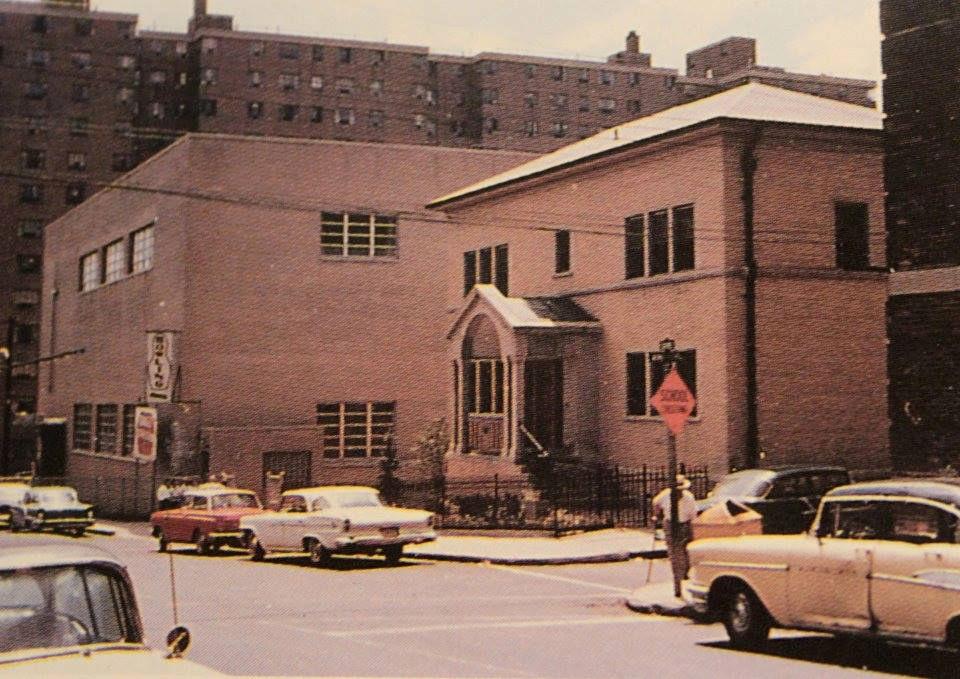 Exterior - christophercolumbushomes03 - Newark Public Housing